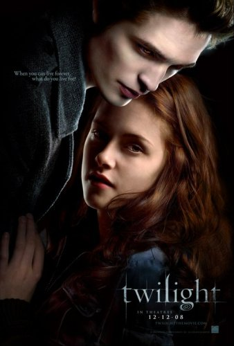 Where are the Twilight Movie Posters?