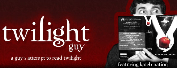 Twilight Guy Reads Chapters 18 & 19