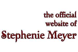 Stephenie Updates Her Website