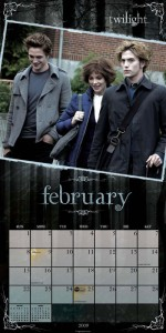 Twilight Calendar Moved Up!