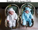 Hale Twins Update!