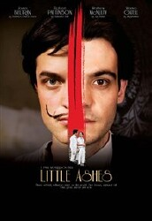 New Little Ashes Poster