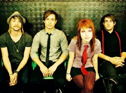 Paramore Recording Tunes for 'Twilight' Movie Soundtrack?