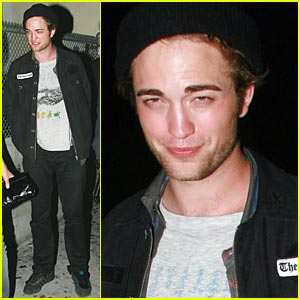 Robert Pattinson is The First Hawk