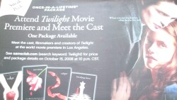 Attend the Twilight Premiere and Meet the Cast!