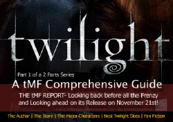 tMF Comprehensive Guide to TWILIGHT: Most Controversial Issues (Part 2 of a 3 Part Series)