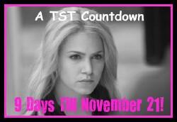 9 Days Till November 21!
