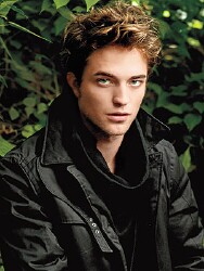 Robert Pattinson:  Sexiest Man Alive?
