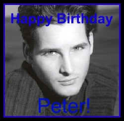 Happy Birthday Peter!