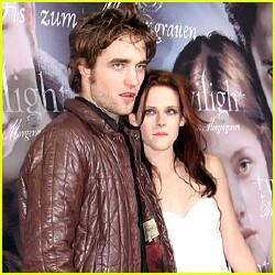 Rob & Kristen in Munich