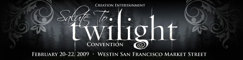 Creation Entertainment&#8217;s SALUTE TO TWILIGHT