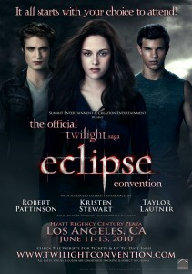 The Twilight Saga: Eclipse Convention