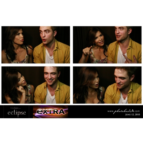 ExtraTV&#8217;s Eclipse Candids