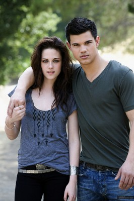 HitFix Interviews with Kristen Stewart and Taylor Lautner