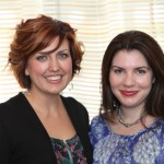 Kallie and Stephenie Meyer