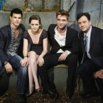 Taylor Lautner, Kristen Stewart, Robert Pattinson, Jimmy Kimmel