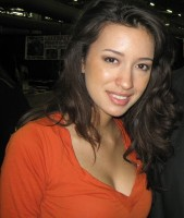 Christian Serratos Interview