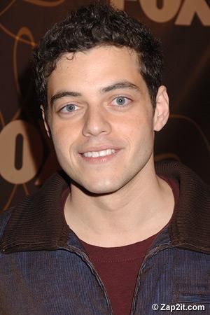 Rami Malek Cast in Breaking Dawn