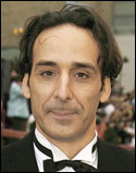And Film Composer of the Year Goes to: Alexandre Desplat!