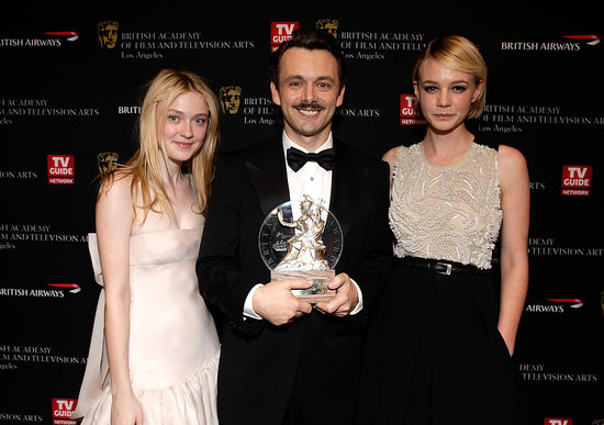 Dakota & Michael Shine At The BAFTA Britannia Awards