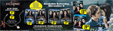 Best Buy Offers Bella&#8217;s Bracelet Deal With DVD