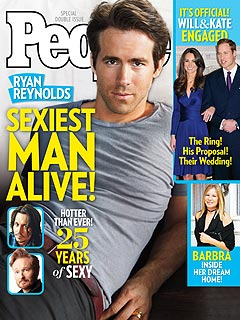 "Twilight Men Among ""Sexiest Men Alive"""