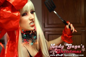 """Lady Gaga's Christmas"" by The Hillywood Show"