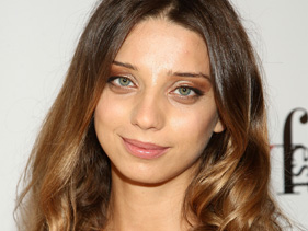 Angela Sarafyan Rocks the Casbah--Hehe. I had to. ;)