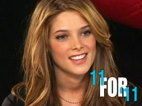 "Ashley Greene's Looking Forward to Volturi Fight Scene in ""Breaking Dawn"""
