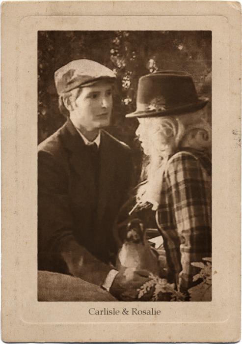 Carlisle & Rosalie