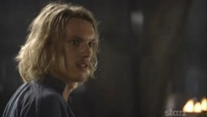 New Scene from 'Camelot' Starring Jamie Campbell Bower