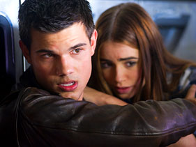 """Abduction"" Trailer To Premiere With MTV Taylor Lautner Interview"