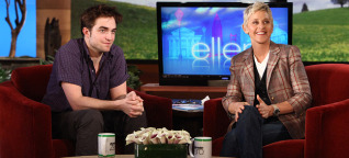 Rob Talks Undies On Ellen