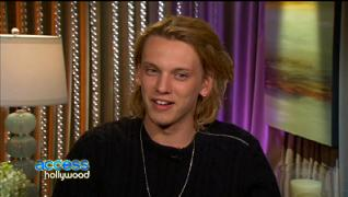 Jamie Campbell Bower Says the Volturi Are in Parts 1 &amp; 2 of &#8220;Breaking Dawn&#8221;