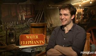 "Rob on WFE, What He's Excited for Fans to See in ""Breaking Dawn"", & the Leak"