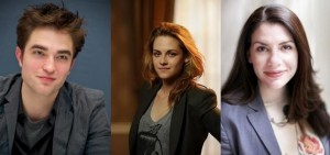 "Robert Pattinson, Kristen Stewart & Stephenie Meyer Make Forbes' ""Celebrity 100″ List"
