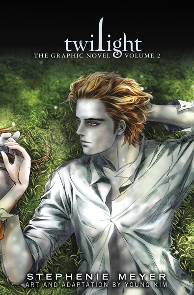 Twilight: The Graphic Novel, Vol. 2 Release Date!