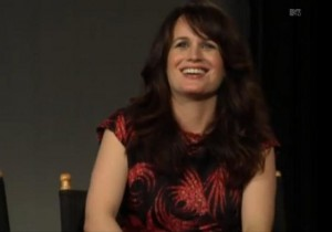 "Elizabeth Reaser on Last Days of 'Breaking Dawn' Filming: ""There Was a Lot of Emotion"""