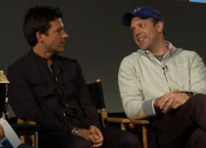 Jason Sudeikis Teaches Jason Bateman about the Eclipse Love Triangle