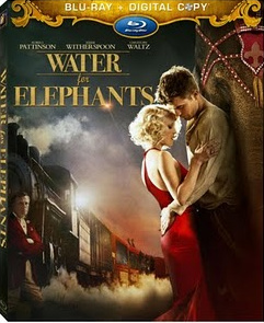 'Water For Elephants' DVD Cover Art Revealed