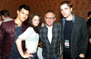 Two New Bill Condon Interviews from Comic-Con!