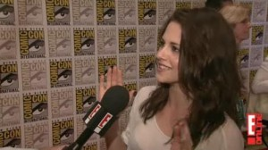 Ben Lyons Talks with 'Breaking Dawn' Cast