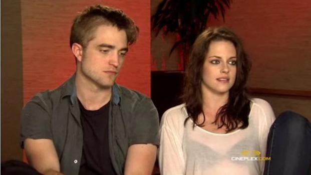 Cineplex Interview with Rob &amp; Kristen Part 2!