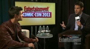 Entertainment Weekly Interviews Taylor Lautner + Interview with Twilight Fans!