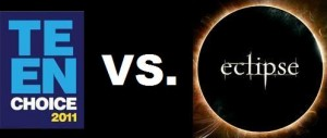 LA Times Puts It to a Vote: Was 'Eclipse' Robbed at the Teen Choice Awards?