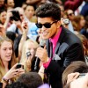 "Bruno Mars Talks ""Breaking Dawn"" with Billboard.com"