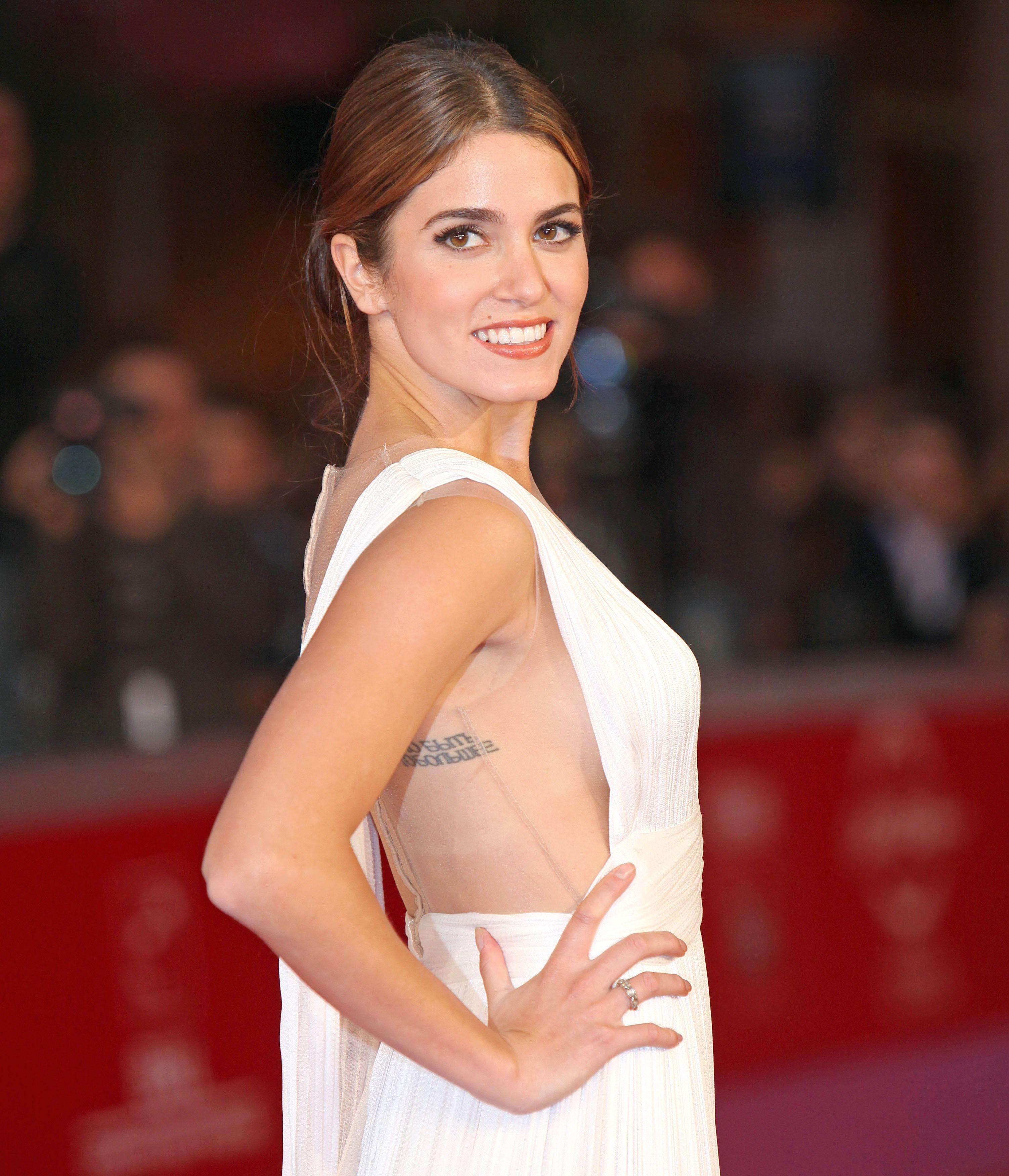Jackson Amp Nikki Attend Rome International Film Festival