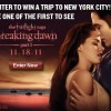 iVillage &#8220;Breaking Dawn&#8221; Screenings Giveaway