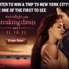 """iVillage """"Breaking Dawn"""" Screenings Giveaway"""