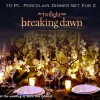 """Breaking Dawn"" Wedding Reception Dinnerware Now Available for Purchase"